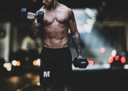 Dumbbells Free weights can be beneficial to your training program